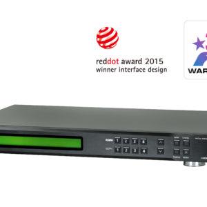Aten Professional Matrix 4x4 HDMI Matrix with Scaler