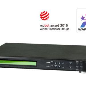 Aten Professional Matrix 4x4 4K HDMI Matrix with Scaler