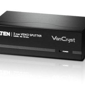 Aten Video Splitter 2 Port VGA Splitter 450Mhz