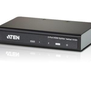 Aten Video Splitter 2 Port HDMI 4K Splitter 340MHz