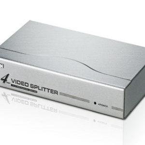 Aten Video Splitter 4 Port VGA Splitter 350MHz