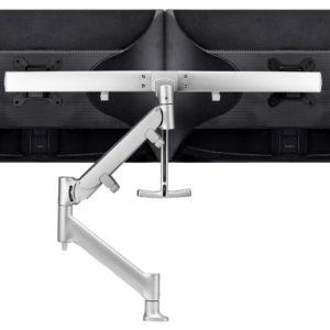 Atdec AWM Dynamic Crossbar Dual Monitor Arm