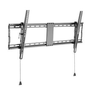 Brateck Heavy Duty Foldable Tilt TV Wall Mount For 43'-90' TVs VESA 200x200/300X200/300X300/400x200/400X300/400x400/600x400/800x400