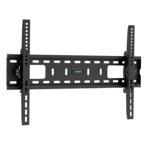 Brateck Classic Heavy-Duty Tilting Curved & Flat Panel TV Wall Mount