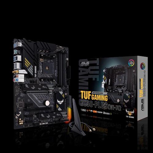 ASUS AMD B550 TUF GAMING B550-PLUS (WI-FI) ATX MB