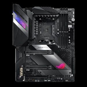 ASUS ROG Crosshair VIII Hero (WI-FI) AMD AM4 X570 ATX Gaming Motherboard PCIe 4.0