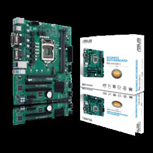 ASUS PRO H410M-C/CSM  Micro-ATX H410 Business Motherboard