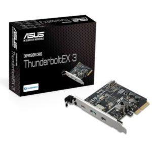 ASUS THUNDERBOLTEX 3 card