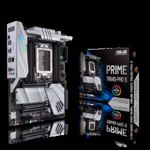 ASUS AMD PRIME TRX40-PRO S TRX40 Motherboard sTRX4 for 3rd Gen Ryzen Threadripper-series Processors