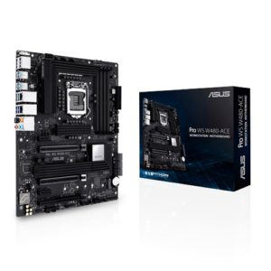 ASUS PRO WS W480-ACE ATX Workstation MB