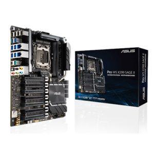 ASUS PRO WS X299 SAGE II Intel CEB Motherboard LGA 2066