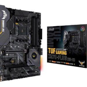 ASUS TUF GAMING X570-PLUS (WI-FI) AMD AM4 X570 ATX MB