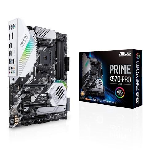 ASUS PRIME X570-PRO AMD AM4 ATX MB