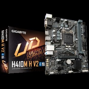 Gigabyte H410M H V2 Micro ATX Motherboard