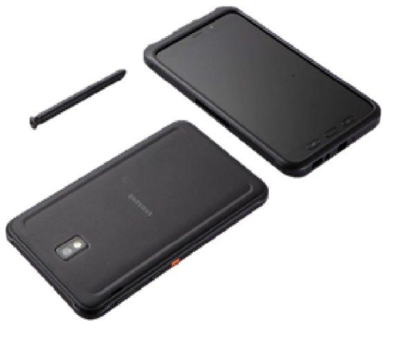 Samsung Galaxy Tab Active3 4G + Wi-Fi 64GB Black - 8' PLS TFT Display