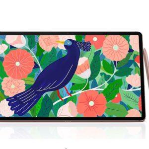 Samsung Galaxy Tab S7+ Wi-Fi 128GB Mystic Bronze - S-Pen