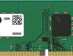 Crucial 4GB (1x4GB) DDR4 UDIMM 2400MHz CL17 Single Stick Desktop PC Memory RAM