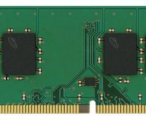 Crucial 8GB (1x8GB) DDR4 UDIMM 2666MHz CL19 Single Ranked Desktop PC Memory RAM