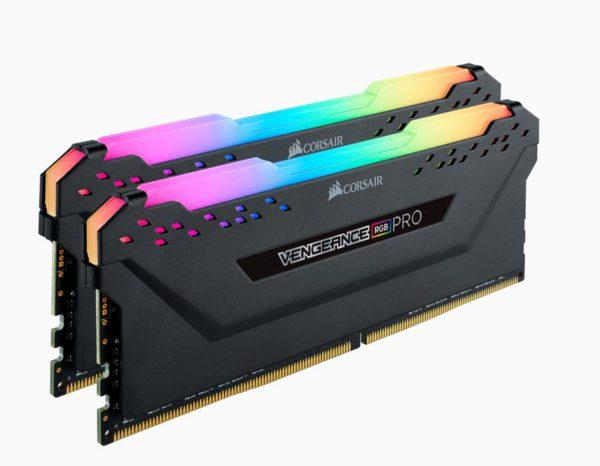 Corsair Vengeance RGB PRO 16GB (2x8GB) DDR4 3000MHz C16 Desktop Gaming Memory