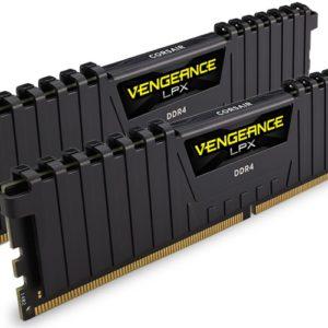 Corsair Vengeance LPX 16GB (2x8GB) DDR4 3600MHz C18 Desktop Gaming Memory Black