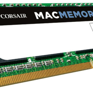 Corsair 8GB (1x8GB) DDR3L SODIMM 1600MHz 1.35V MAC Memory for Apple Macbook Notebook RAM