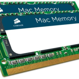 Corsair 8GB (2x4GB) DDR3 SODIMM 1066MHz 1.5V MAC Memory for Apple Macbook Notebook RAM