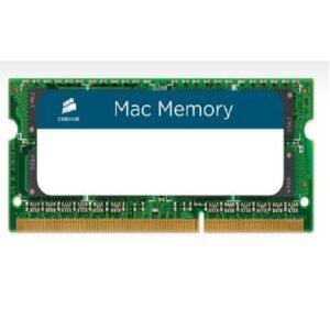 Corsair 8GB (2x4GB) DDR3 SODIMM 1333MHz 1.5V MAC Memory for Apple Macbook Notebook RAM