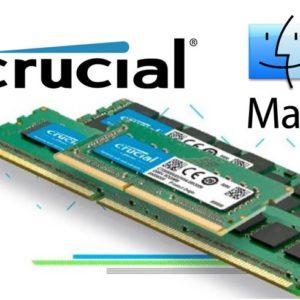 Crucial 8GB (1x8GB) DDR3 SODIMM 1333MHz for MAC 1.35V Single Stick Desktop for Apple Macbook Memory RAM LS -> CT8G3S160BM