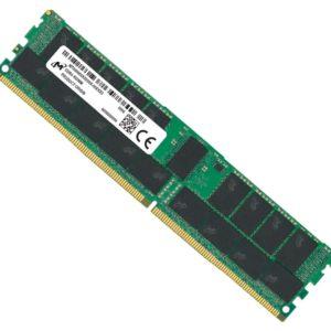 Micron 16GB (1x16GB) DDR4 RDIMM 2666MHz CL19 1Rx4 ECC Registered Server Memory 3yr wty