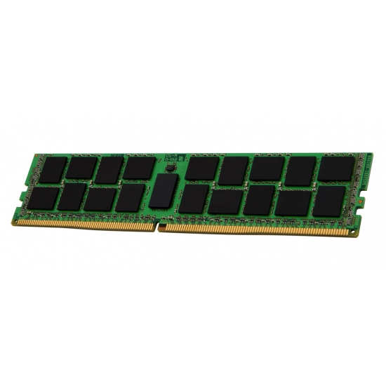 Kingston 16GB (1x16GB) DDR4 RDIMM 2666MHz CL19 1.2V ECC Registered ValueRAM 2Rx8 2G x 72-Bit PC4-2666 Single Stick Server Memory