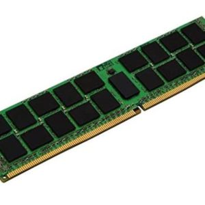 Kingston 16GB (1x16GB) DDR4 RDIMM 2400MHz ECC Registered ValueRAM 1Rx16 2G x 72-Bit PC4-19200 Server Memory for Dell R630 730 730XD T630