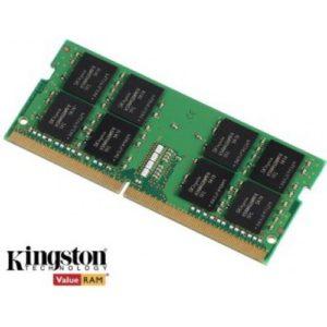 Kingston 16GB (1x16GB) DDR4 SODIMM 2400MHz CL17 1.2V ValueRAM Single Stick Notebook Laptop Memory ~KVR21S15D8/16 MENB16GBDDR42133