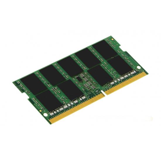 Kingston 8GB (1x8GB) DDR4 SODIMM 2666MHz CL19 1.2V 1Rx16 Unbuffered ValueRAM Notebook Laptop Memory