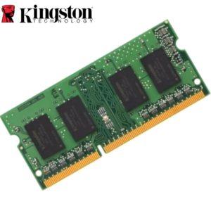 Kingston 8GB (1x8GB) DDR4 SODIMM 2666MHz CL19 1.2V 1Rx8 Unbuffered ValueRAM Notebook Laptop Memory ~KVR26S19S6/8