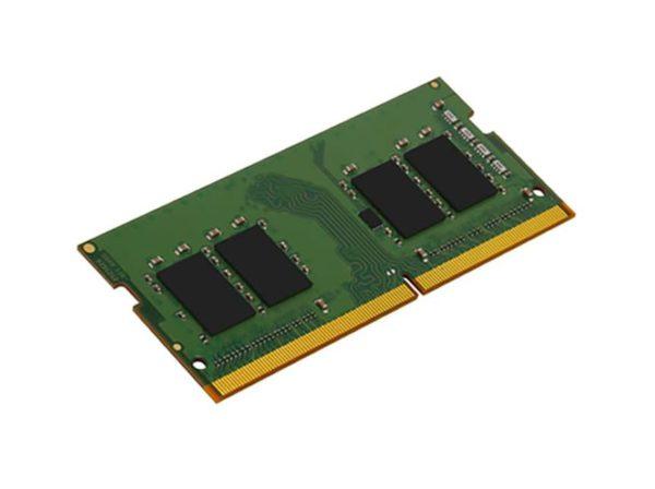 Kingston 8GB (1x8GB) DDR4 SODIMM 3200MHz CL22 SDRAM 1Rx8 non-ECC 22-22-22 1.2V ValueRAM PC4-3200 Memory module DRAM