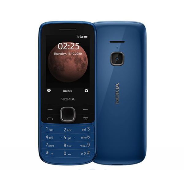 Nokia 225 4G Classic Blue 2.4' Display