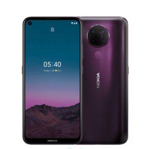 Nokia 5.4 128GB Purple - Display 6.39'' HD+