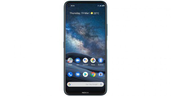 Nokia 8.3 5G 128 GB Polar Night- 6.81' Display