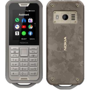Nokia 800 4G Tough Sand 2.4' Screen