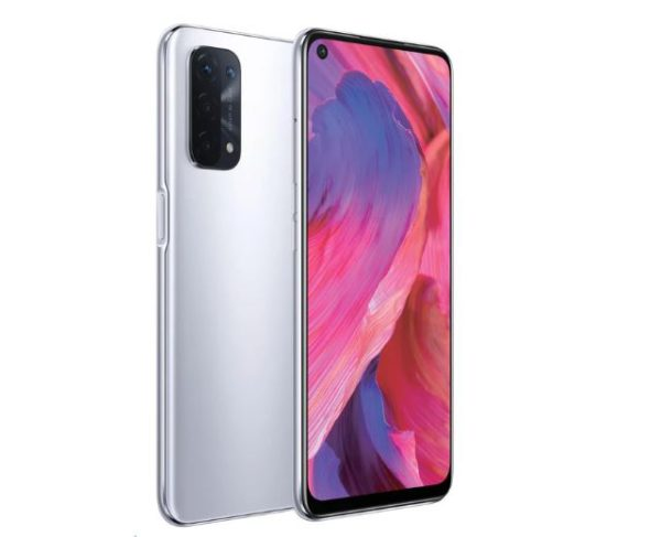 Oppo A74 5G 128GB Space Silver - 6.5'