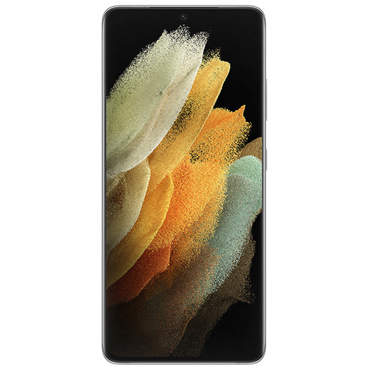 Samsung Galaxy S21 Ultra 5G 512GB Phantom Silver 6.8' Intelligent Infinity-O Display