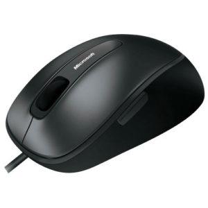 Microsoft Comfort Mouse 4500 USB BlueTrack Technology Tilt Wheel