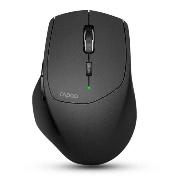 RAPOO MT550 Multi-Mode Wireless Mouse - Adjustable DPI 16000DPI