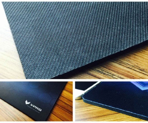 RAPOO High End Gaming Mouse Pad - 250x200x5mm