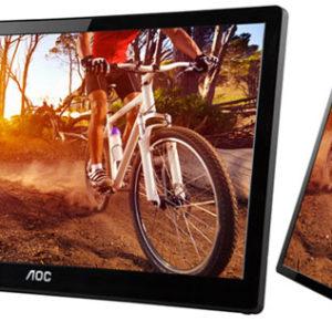 AOC 15.6' 1366 x 768 HD Slim Profile 22.9mm