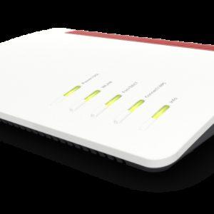 Fritz!Box 7590 Dual-Band 4x4 Wireless AC ADSL2+/VDSL2 Modem Router W/ ISDN