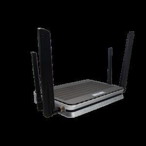 Billion BIPAC4520AZ R3 4G/LTE Dual-SIM Dual-Band Wireless VPN Router 600Mbps/1733Mbps