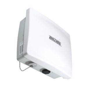 Billion BIPAC4700ZU 4G LTE Outdoor VPN Router - Gigabit LAN/IP67 VPN/MIMO Antenna/300mbps/50mbps/Supports POE