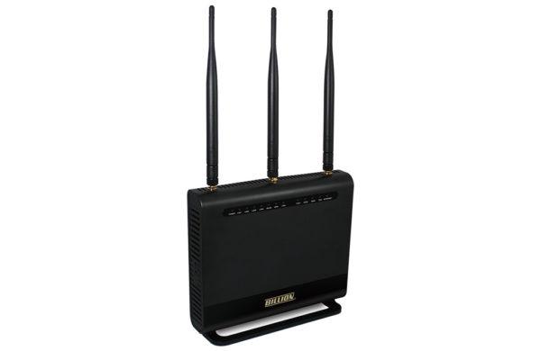 Billion BIPAC8700VAX Triple-WAN Wireless 1600Mbps 3G/4G LTE VDSL2/ADSL2+ VoIP Dual-Band VPN Firewall Router