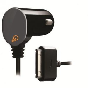 Cygnett GroovePower Auto 12V/CarCharger/IPhone/IPod